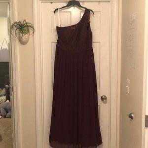 Azazie dress
